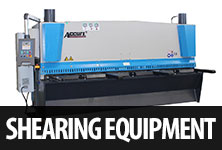 shearing equipment
