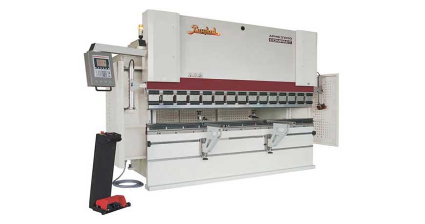 Hydraulic, CNC, & Baykal Press Brake – Moore Machine
