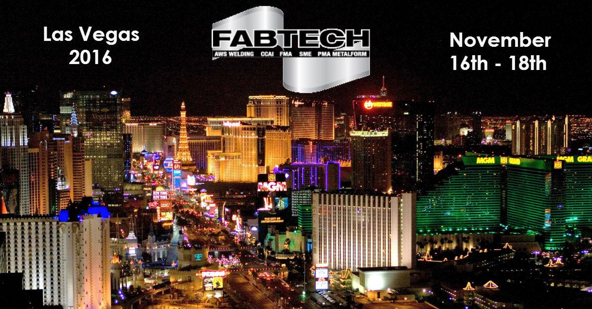 Fabtech Las Vegas