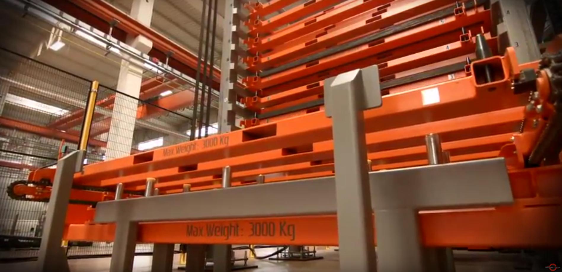 Nukon Compact Lift Storage System